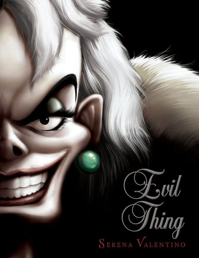 serena valentino evil thing cover