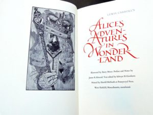 barry moser alice int 1
