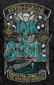 kevin hearne ink sigil