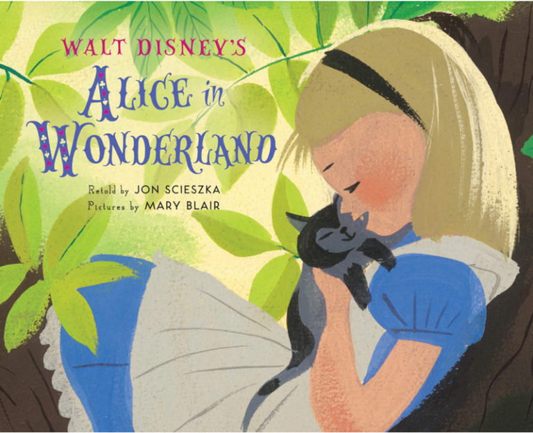 mary blair alice cover