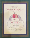 2002 CVS meaning mice alt cover