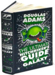 BN leatherbound adams hitchhikers guide