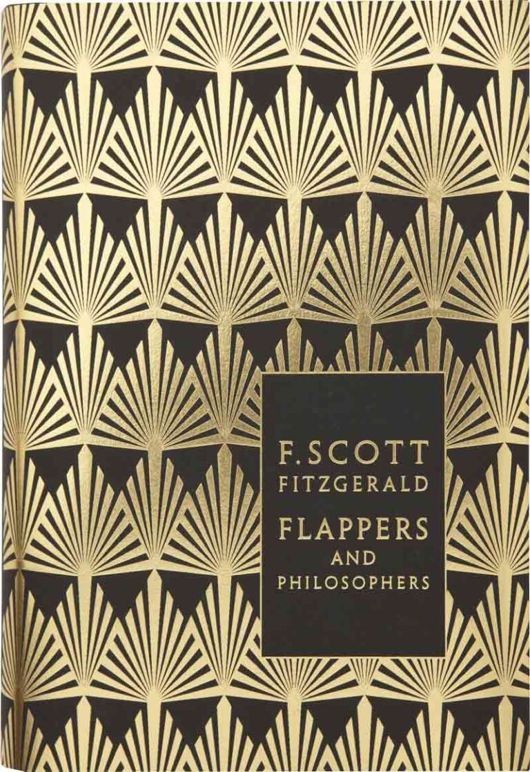 foiled fitzgerald flappers philosophers