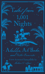 penguin clothbound 1001 nights favourites