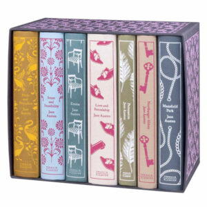 penguin clothbound austen boxed set