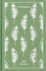 penguin clothbound austen persuasion