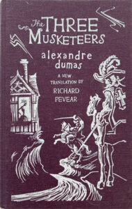 penguin clothbound dumas three musketeers