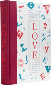 penguin clothbound poems for love