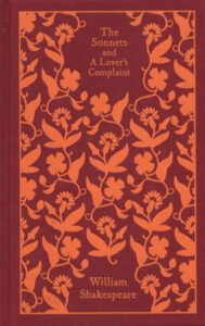penguin clothbound shakespeare sonnets