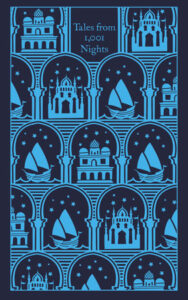 penguin clothbound tales 1001 nights