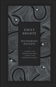 penguin leatherbound bronte wuthering heights