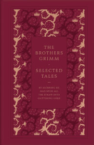 penguin leatherbound grimm tales