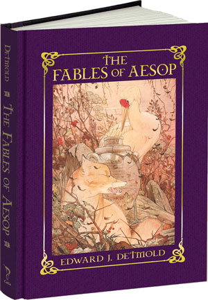 Calla Detmold Fables of Aesop 300