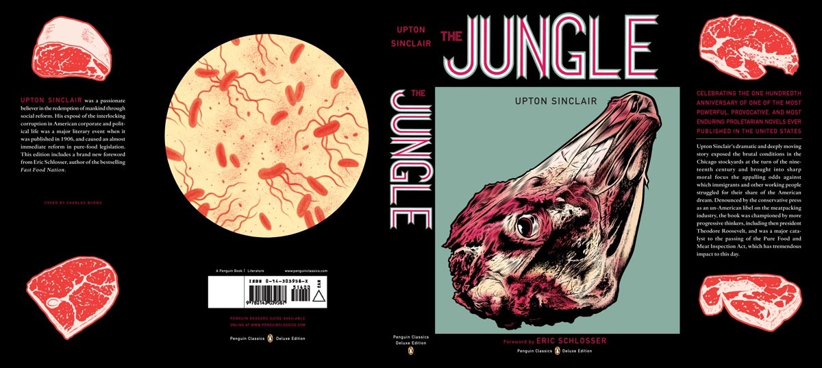 The Jungle Penguin Deluxe cover full