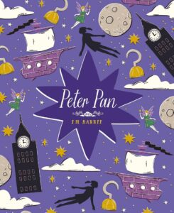 arcturus slipcased peter pan cover sm