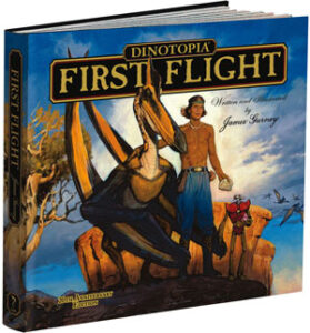 calla gurney dinotopia first flight 300