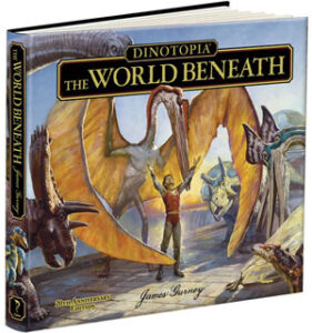 calla gurney dinotopia world beneath 300
