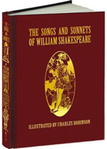 calla shakespeare songs and sonnets 300