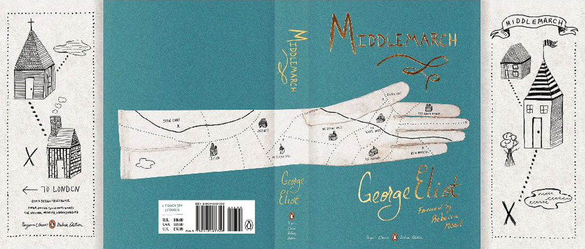 eliot middlemarch penguin deluxe full
