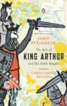 steinbeck acts of king arthur penguin deluxe cover
