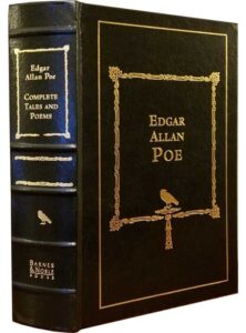 BN Original Poe Complete Tales 9781566196031 1994 2nd side 600