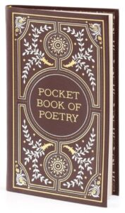 BN Pocket Book of Poetry 9781435155602 2014