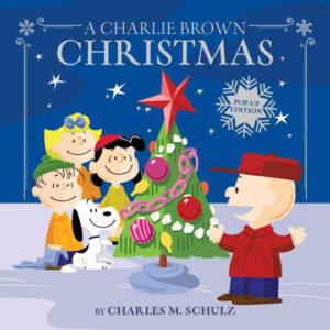 charlie brown christmas popup