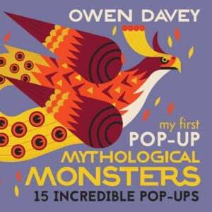davey popup mythological monsters