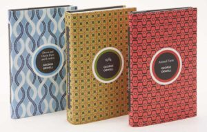 george orwell trilogy harvill secker