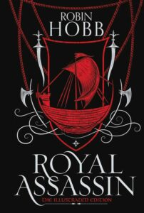 hobb royal assassin illustrated