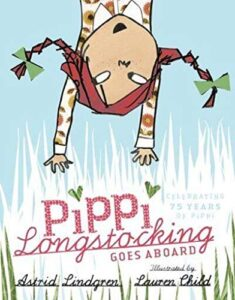lindgren child pippi longstocking goes aboard