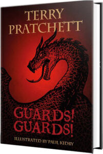 pratchett kidby guards slipcased