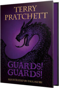 pratchett kidby guards standard