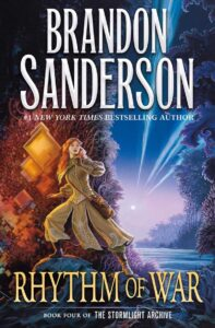 sanderson rhythm of war