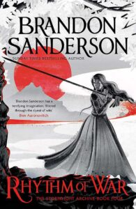 sanderson rhythm of war uk ed
