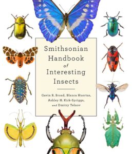 smithsonian handbook of interesting insects cover