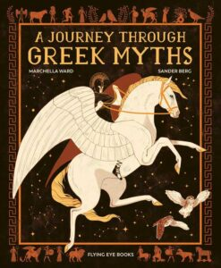 ward journey through greek myths