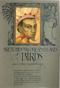 1995 CVS Sketches from the Dream Island of Birds poster 2 rev