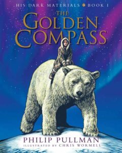 pullman golden compass illustrated edition cover